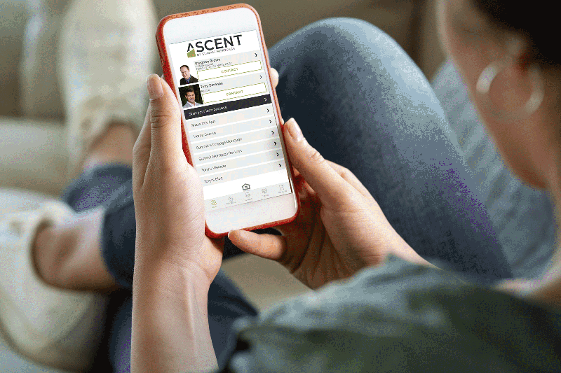 benefits of the Ascent app for loan officers, homebuyers, and real estate agents